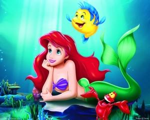 Ariel- Disney's The Little Mermaid