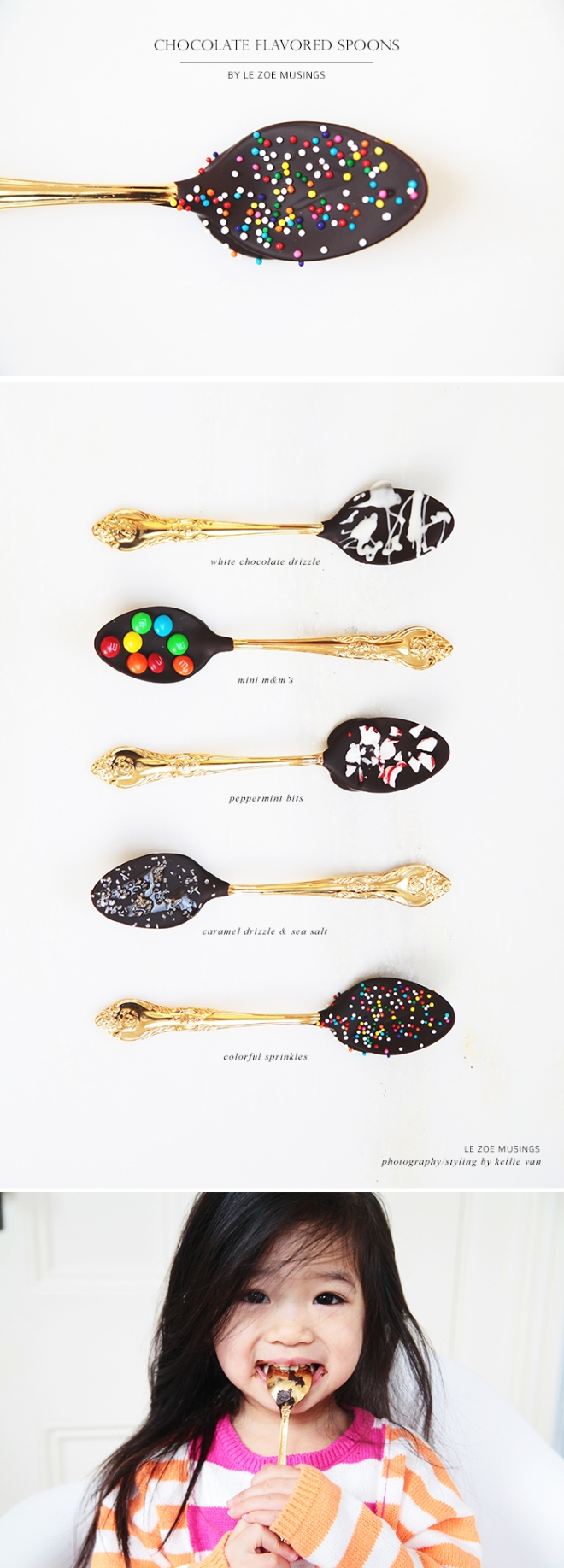 Chocolate Flavored Spoon by Le Zoe Musings_2