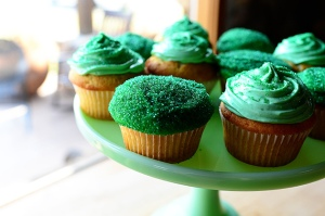 Irish Hills Cupcakes from thepioneerwoman.com