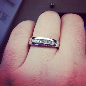 The ring!!!