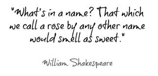An Iconic Quote From Romeo And Juliet But Is It True When It Comes To Naming Your Baby