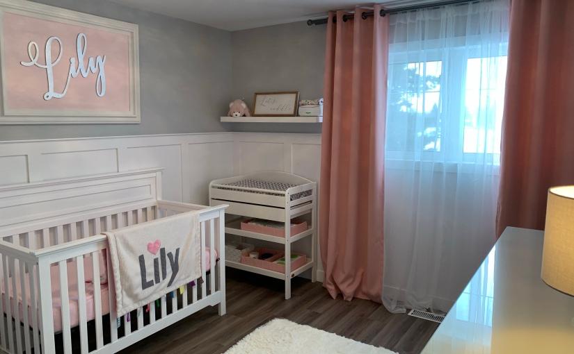 Nursery Complete!